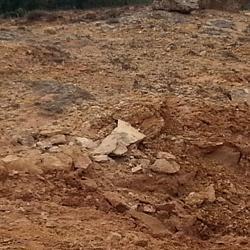 Trabajos de limpieza, restauración, recubrimiento con tierra vegetal y cierre de la escombrera de Cubo de la Solana