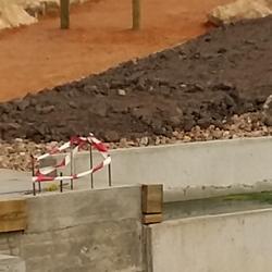 Acondicionamiento saneamiento fuente-lavadero y entorno en Rabanera del Campo