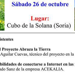 Jornada Desarrollo de Internet - 26/10/2013