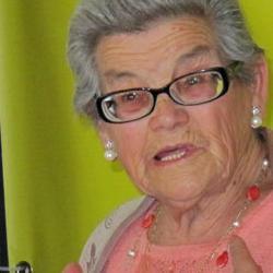 """Felicidad Martínez, del blog """"Recuerdos de la abuela"""""""