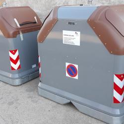 Nuevos contenedores de recogida de RSU