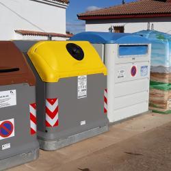 Nuevos contenedores de recogida de RSU de carga bilateral